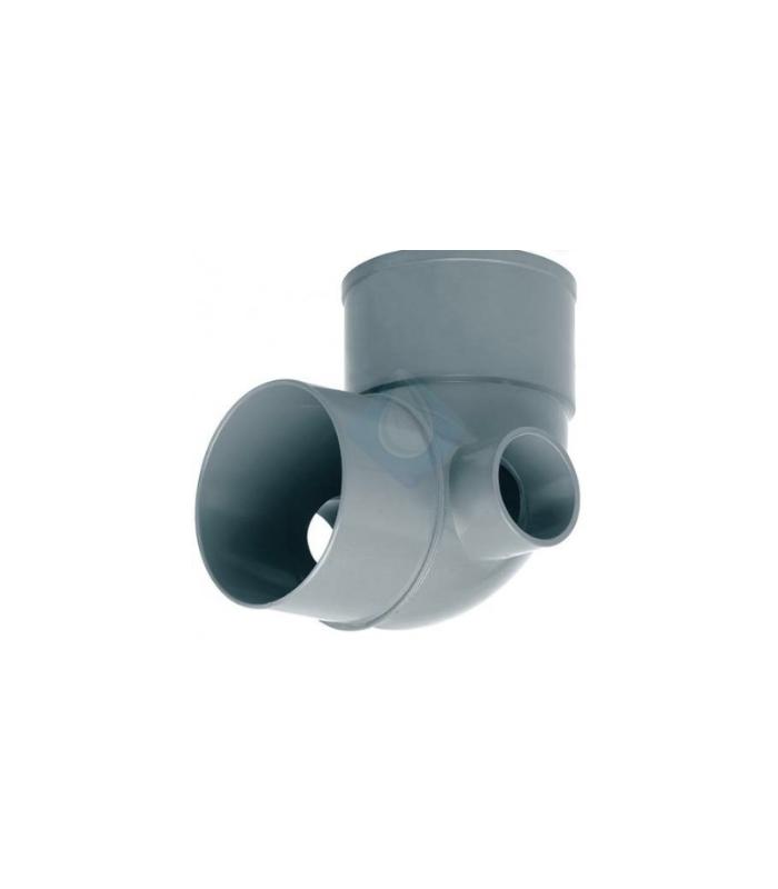 CODO DOBLE TOMA D 110X87   CDT-00